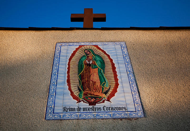 Our Lady of Guadalupe #1, 2011